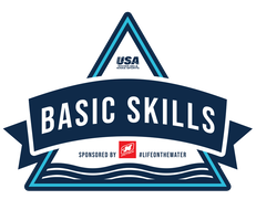 USA Water Ski and Wake Sports Basic Skills event sponsored by Nautique logo